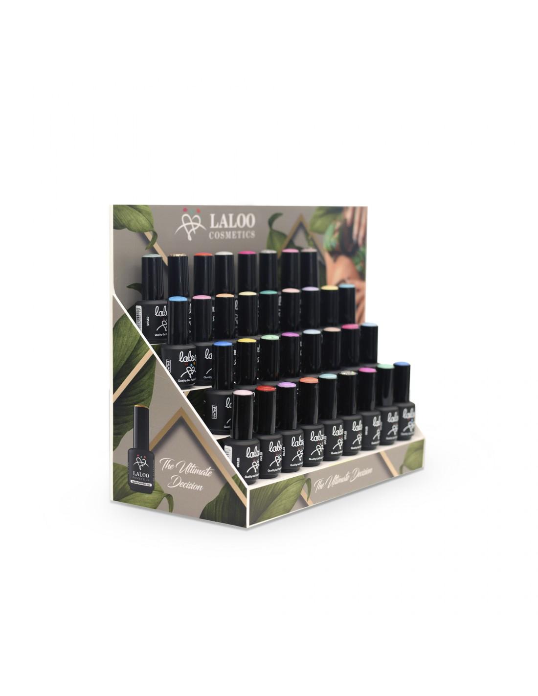 Μονοφασικό τζελ χτισίματος Laloo Cosmetics UV Gel Super